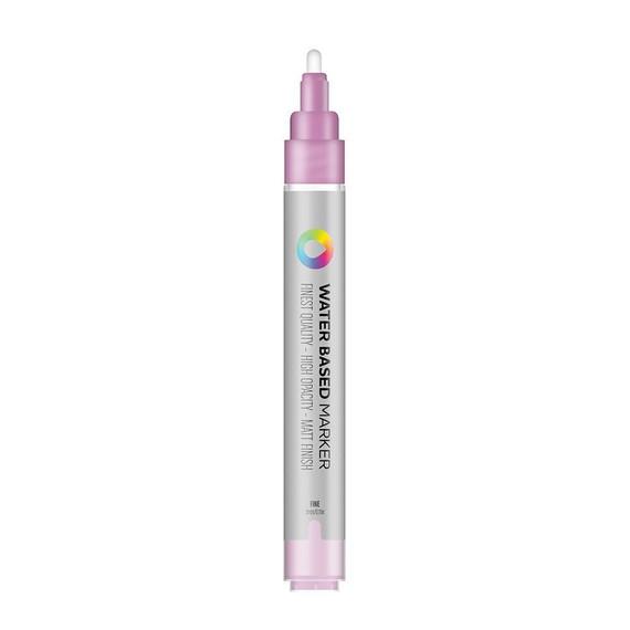 Water Based 3.0mm Marker - Blue Violet Light