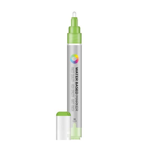 Water Based 3.0mm Marker - Brilliant Light Green