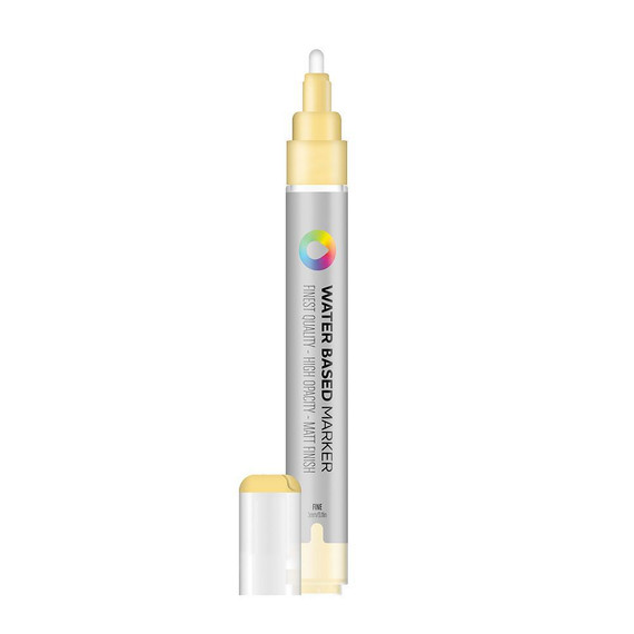 Water Based 3.0mm Marker - Naples Yellow