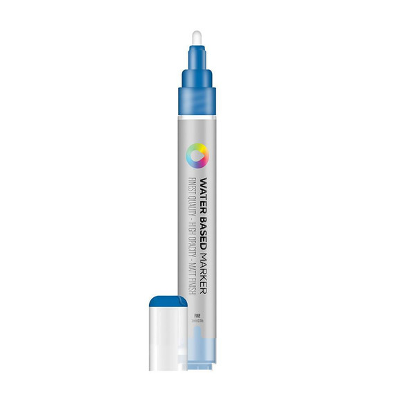 Water Based 3.0mm Marker - Prussian Blue