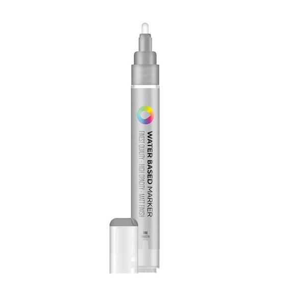 Water Based 3.0mm Marker - Silver Jewel