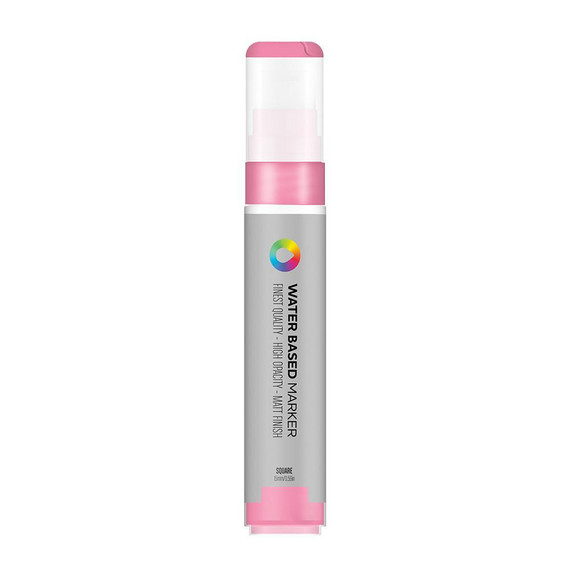 Water Based 15mm Marker - Quinacridone Rose