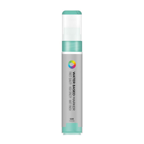 Water Based 15mm Marker - Turquoise Green