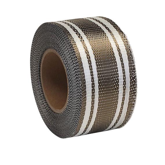 5 Band Basalt Hybrid 65mm 50m Roll