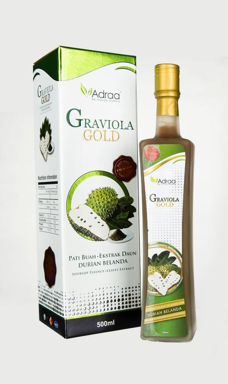 Graviola Gold Adraa IKHLAS Shop