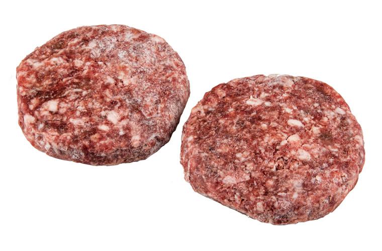 Patty Burger Wagyu Gred A5 Japan 150g x 2 Patty