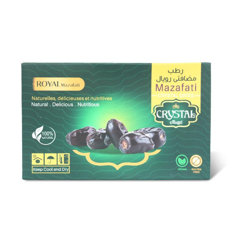 Crystal Mazafati Rotab (Kurma Madu) Gred AAA Carton (12 Boxes)