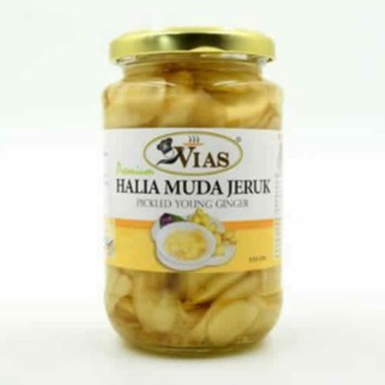 VIAS Jeruk Halia Muda 350g | Shop with IKHLAS