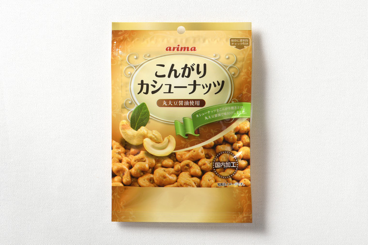 Soy Sauce Cashew Nuts Snack
