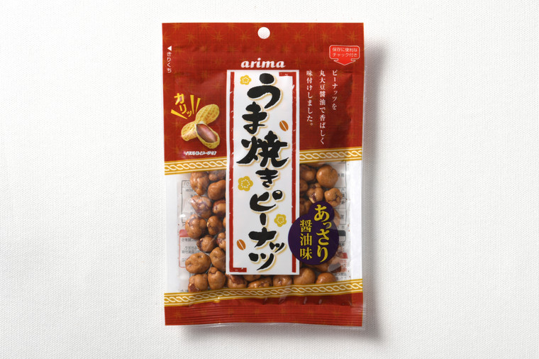 Soy Sauce Peanuts Snack