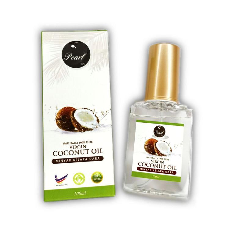 Pearl Virgin Coconut Oil