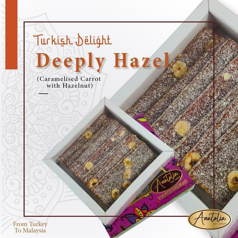 Deeply Hazel