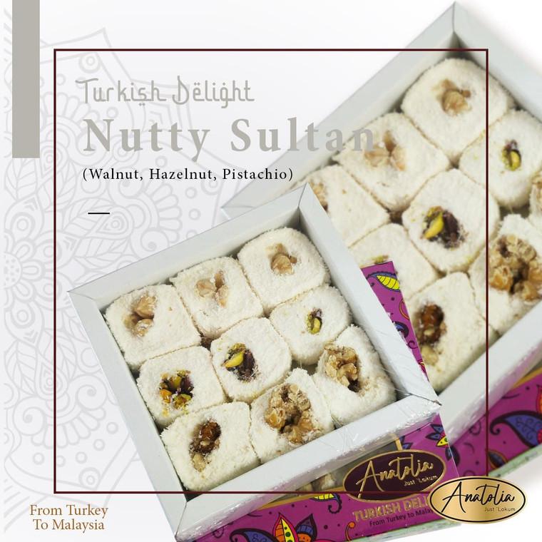 Nutty Sultan