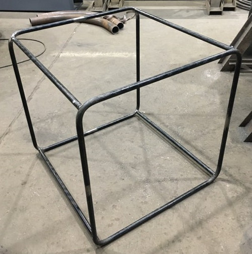 Portable Aerial Cube, Custom made for you.