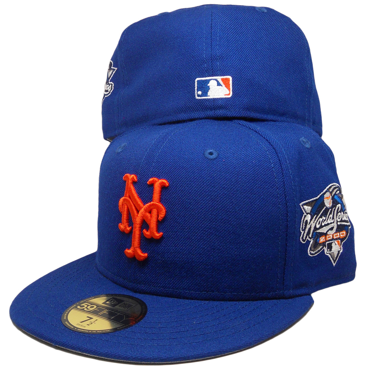 newest collection 485f4 f0478 New York Mets New Era Custom 59Fifty Fitted Hat - Royal, Orange, White