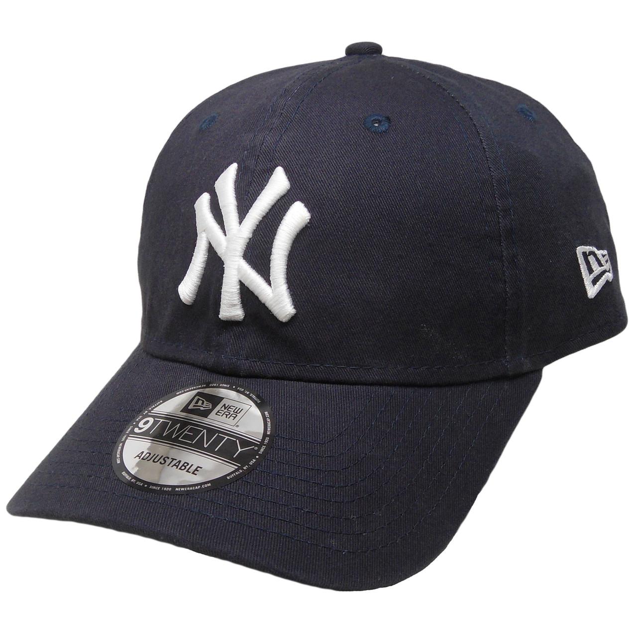 sports shoes 702b8 5e717 New York Yankees New Era Core Classic 9Twenty Adjustable Hat - Navy, White