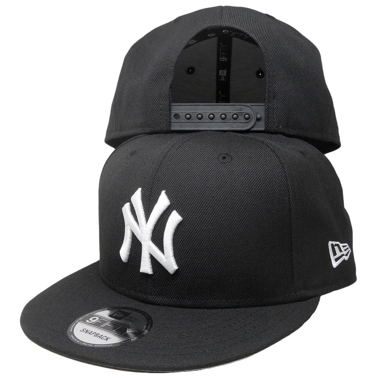 8bb985419942ea New York Yankees New Era Custom 'NY' Side 9Fifty Snapback - Black, ...