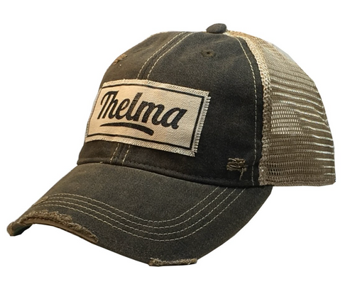 """Thelma"" Truckers Hat"