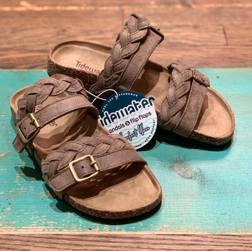 Sandbridge Tan Sandals