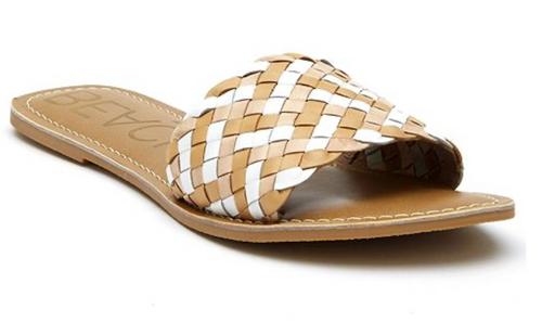 Saltwater Woven Flat Sandal