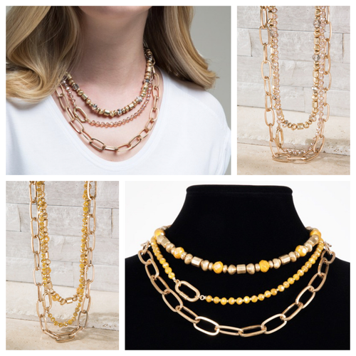Glam & Bold Necklace