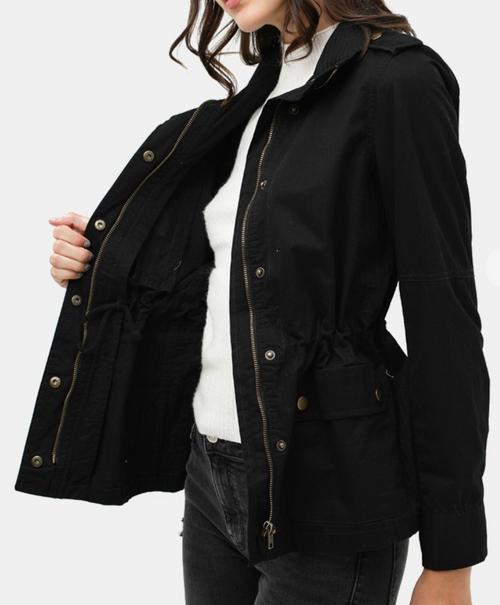 Betsy Utility Jacket