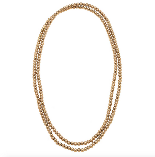 Caterina Endless Sphere Necklace