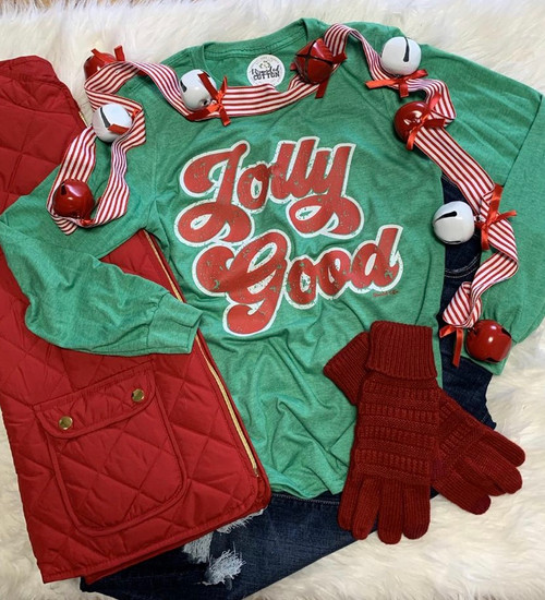 Jolly Good Christmas Tee