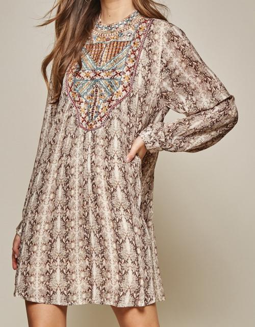 Bridget Boho Dress