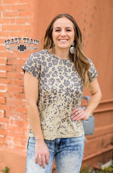 Cassie Super Stoked Top by Crazy Train