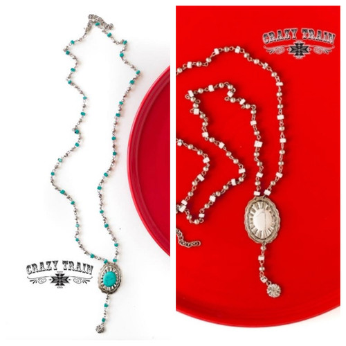 Frio River Necklace by Crazy Train