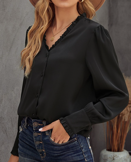 Sally French Style Blouse