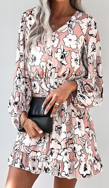 Noelle Floral Dress