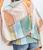 Kimono Top w/ Smocked Waistband