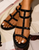 Wild Diva Strapy Sandal