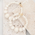 Stone + Stick Graduated Hoop Earrings