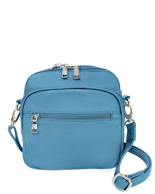 Small Leather Concealed Carry Handbag