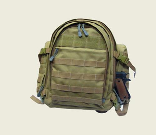 Range Bag and Back Pack
