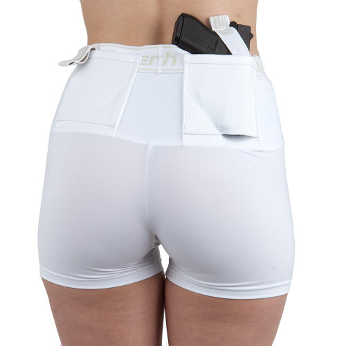 Womens Concealed  Carry  Short Shorts