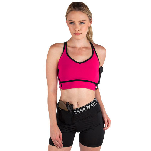 Concealed Carry Sports Bra