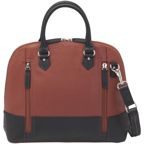 Cinnamon Black Combination CCW Handbag
