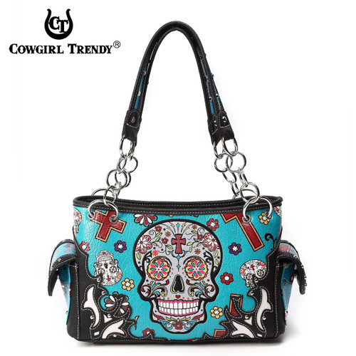 Sugar Skull Collection Handbag