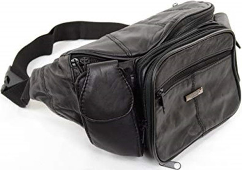 Fanny Pack With Extra Pocket Large