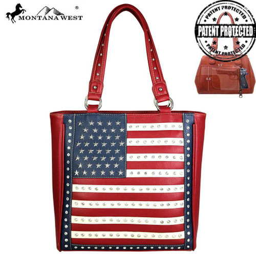 USA Pride Collection Concealed Carry Tote