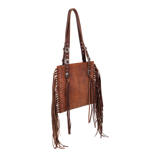 Concealed Carry Boho Shoulder Bag