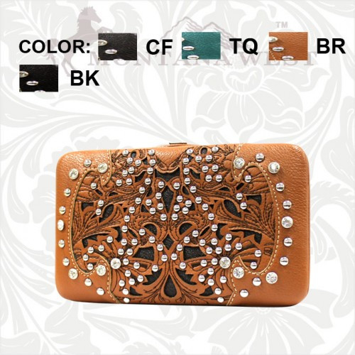 Matching Wallet For the Cowgirl Collection Wallet
