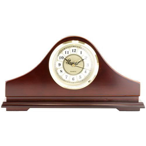 Concealment Clock - Mahogany Clock