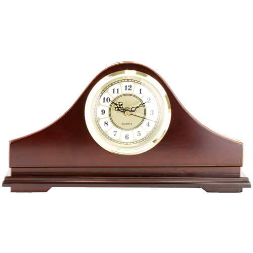 Concealment Clock - Mahogany Clock