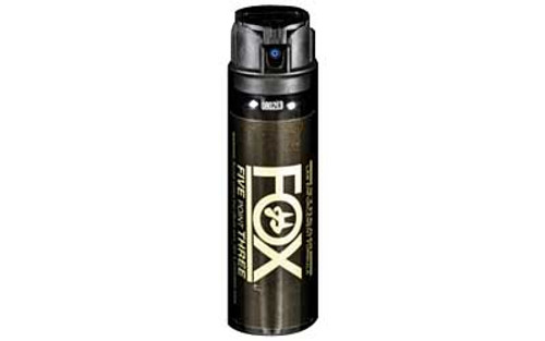 Fox Pepper Spray, 1.5oz, Pistol Grip, Stream