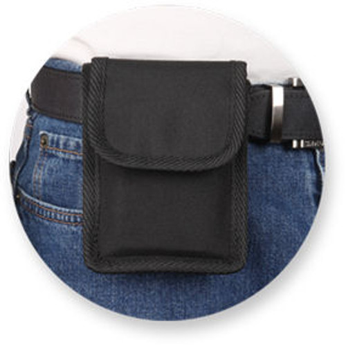 Black Nylon Inside the Pants Concealed Holster